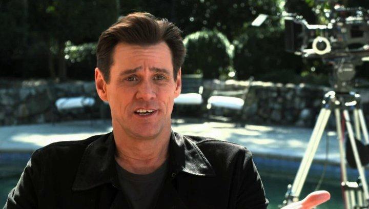 Jim Carrey über die Geschichte - OV-Interview Poster