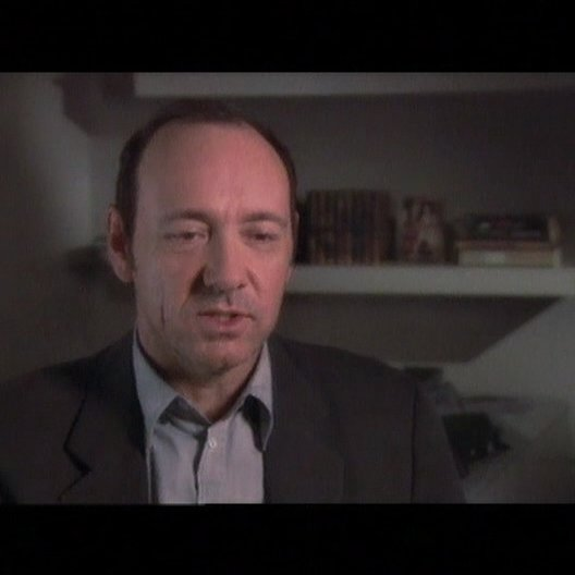 Interview mit Kevin Spacey (Micky Rosa) - OV-Interview Poster