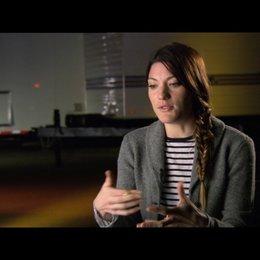 """Jennifer Carpenter - """"Sharon Ames"""" / über eine weibliche Hauptrolle - OV-Interview Poster"""