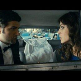 Gena und Clyde im Taxi zur Hochzeit - Szene Poster