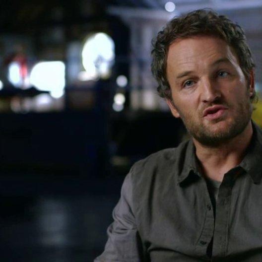 Jason Clarke - Malcolm - über die Geschichte des Films - OV-Interview Poster