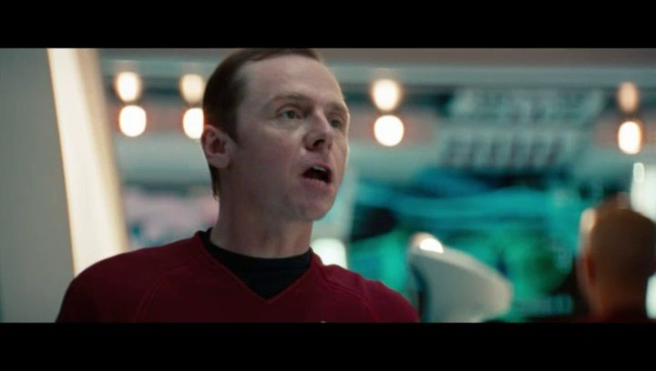 Was würde Spock tun - Szene Poster