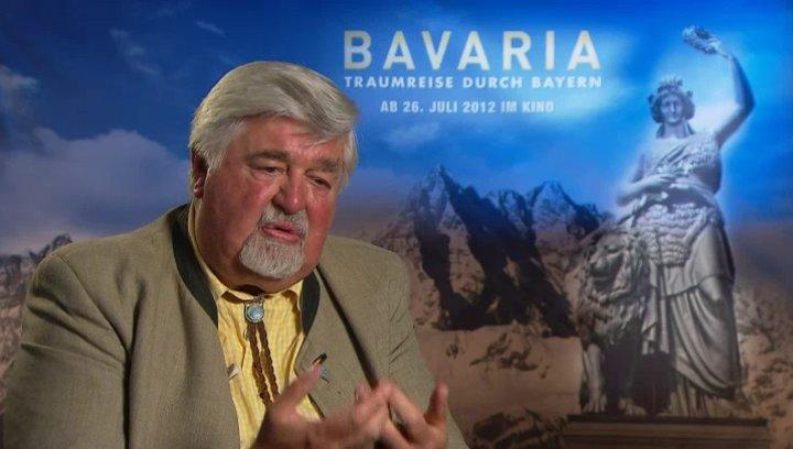 Hannes Burger Autor darüber Texte für Joseph Vilsmaier zu schreiben - Interview Poster