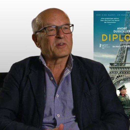 Volker Schlöndorff (Regie) über die Vorlage - Interview Poster