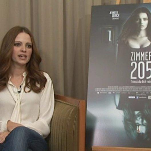 Jennifer Ulrich (Katrin) über den Film - Interview Poster