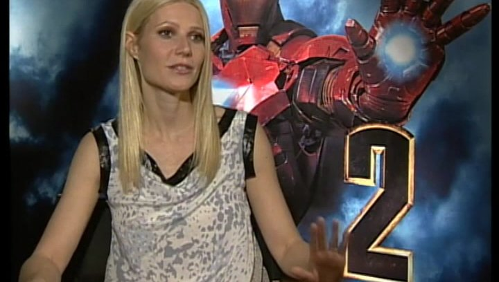 Gwyneth Paltrow (1) - OV-Interview Poster