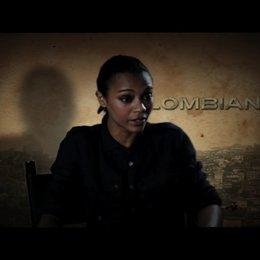 Zoe Saldana über die Parallelen zu ihrer Rolle - OV-Interview Poster