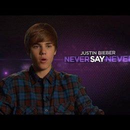 Justin Bieber, warum er diesen Film machen wollte - OV-Interview Poster