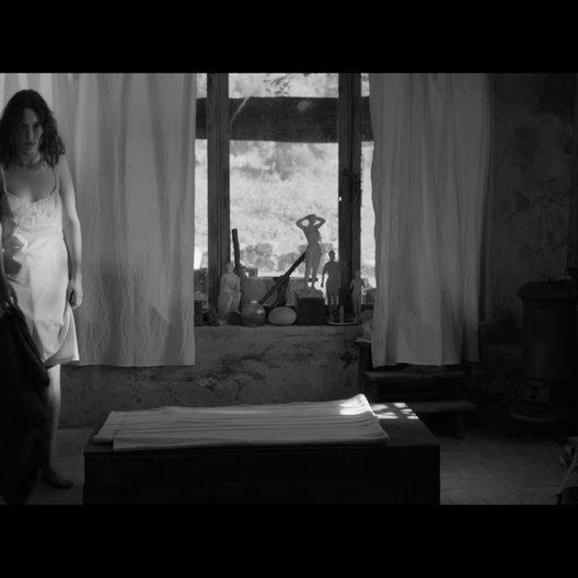 Das Mädchen und der Künstler - Trailer Poster