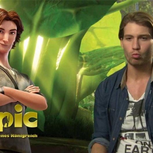 Raul Richter -Nod- über seine Rolle - Interview Poster