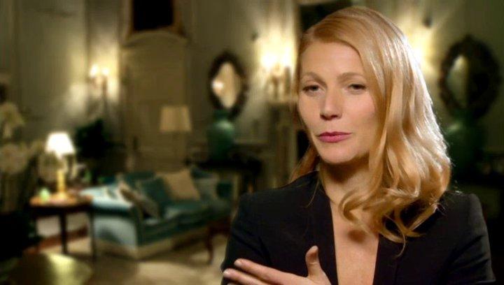 Gwyneth Paltrow - Johanna - über ihre Rolle - OV-Interview Poster