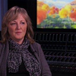 Janet Healy über 3D - OV-Interview Poster