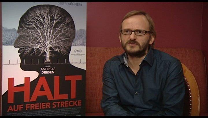 Milan Peschel über seinen ersten Kontakt zu Andreas Dresen - Interview Poster