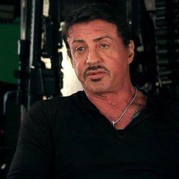 Sylvester Stallone -Barney Ross- über den Grund, warum das Publikum solche Filme mag - OV-Interview Poster