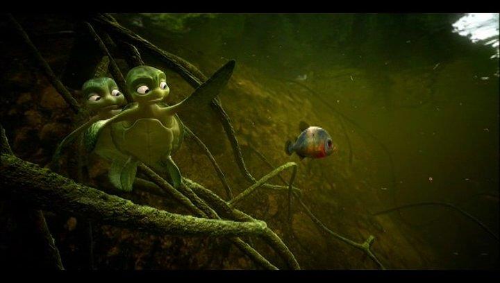 Piranhas - Szene Poster