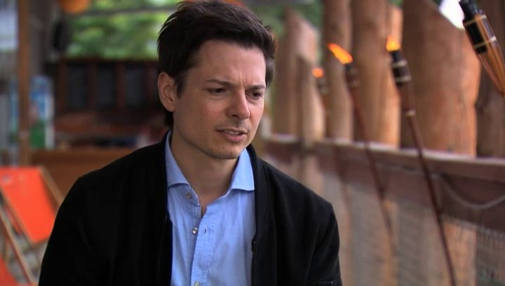 Marco Petry - Regie -  über Andi - Interview Poster