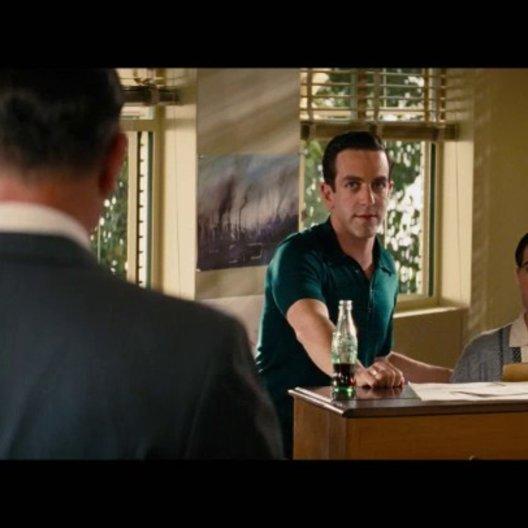 Tom Hanks ist Walt Disney - Featurette Poster