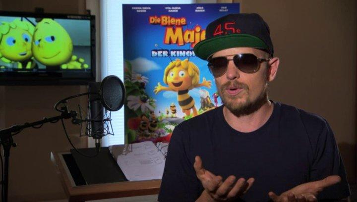 Jan Delay über die Biene Maja in 3D - Interview Poster