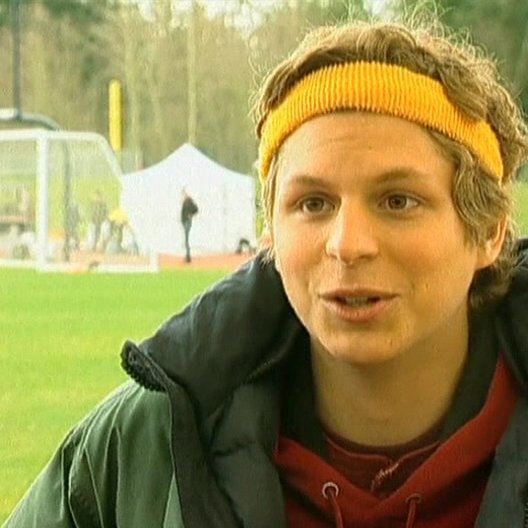 Interview mit Michael Cera ( Paulie Bleeker ) - OV-Interview Poster