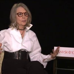 Diane Keaton - Leah - über die Entscheindung von Rob Reiner ihr die Rolle zu geben - OV-Interview Poster