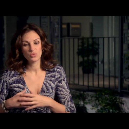 Interview mit Julia Roberts (Teil 1) - OV-Interview Poster