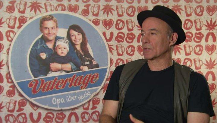Heiner Lauterbach -Lambert- über die Familienverhältnisse - Interview Poster