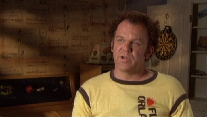 Interview mit John C. Reilly (Dale Doback) - OV-Interview Poster