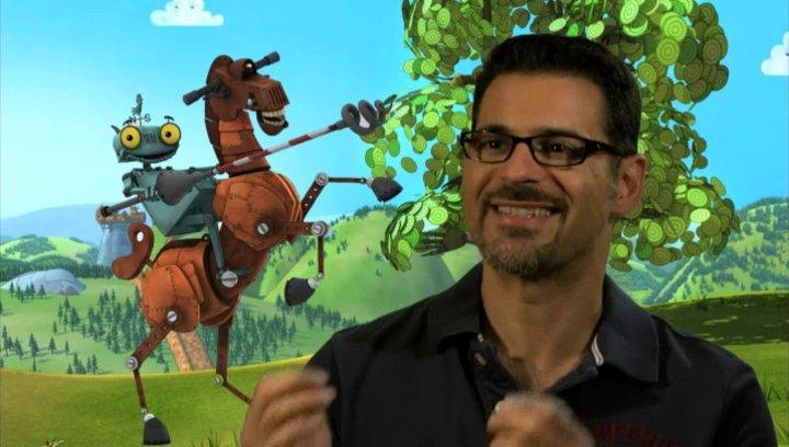 Rick Kavanian über die Figuren - Interview Poster
