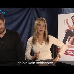 """KINO.DE Exklusiv: Interview mit Jennifer Aniston und Gerard Butler zu """"DER KAUTIONS-COP"""". Poster"""