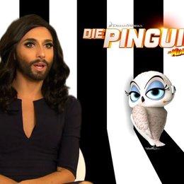Conchita Wurst - Eva - über ihre erste Synchronrolle - Interview Poster