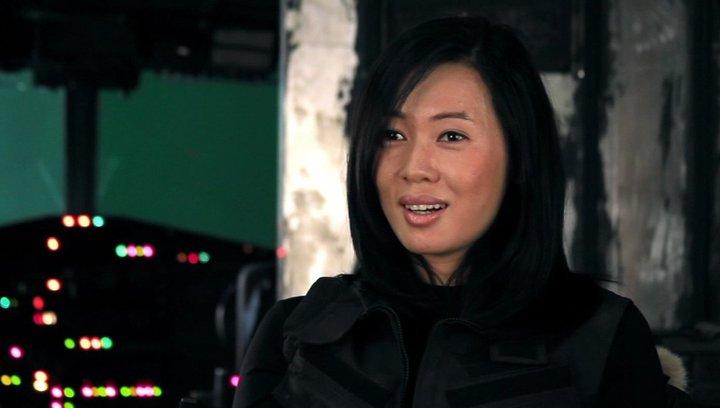 Yu Nan -Maggie- über die Zusammenarbeit mit Menschen, die sie bewundert - OV-Interview Poster