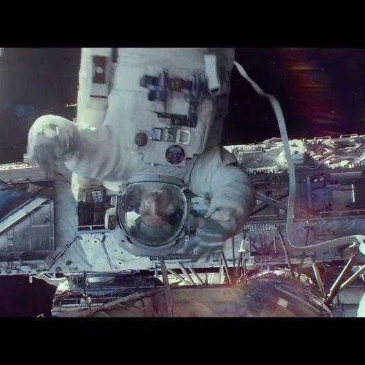 Gravity - Trailer Poster