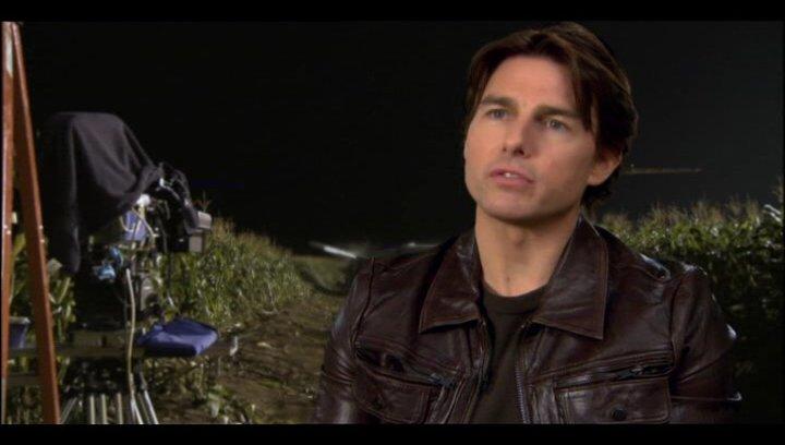 Tom Cruise über James Mangold - OV-Interview Poster