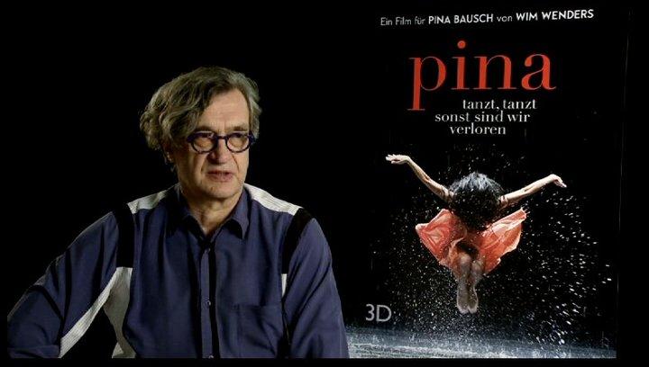Wim Wenders (Regie) über Kreative Herausforderung - Interview Poster
