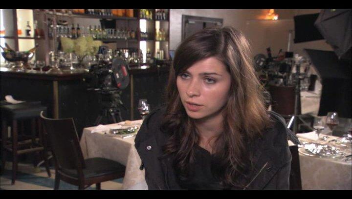 N. Tschirner über ihre Rolle - Interview Poster