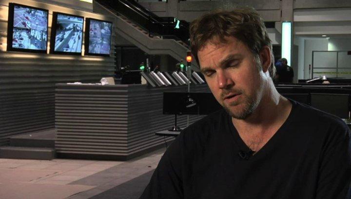 Brad Anderson über die Authentizität des Films - OV-Interview Poster