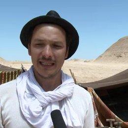 Philip Peschlow - DOP - was Ägypten bildlich bedeutet - Interview Poster