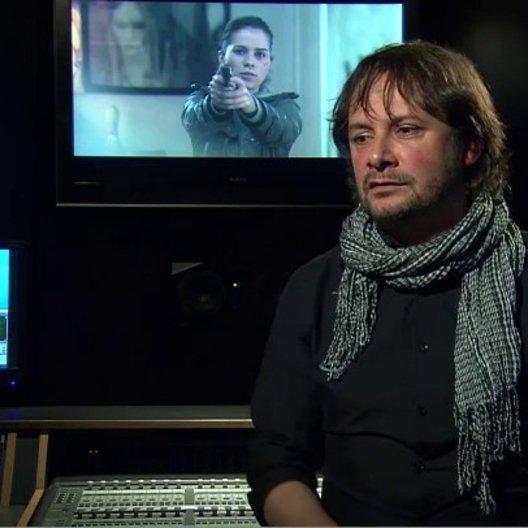 ELMAR FISCHER - Regisseur - über NORA TSCHIRNER - Interview Poster