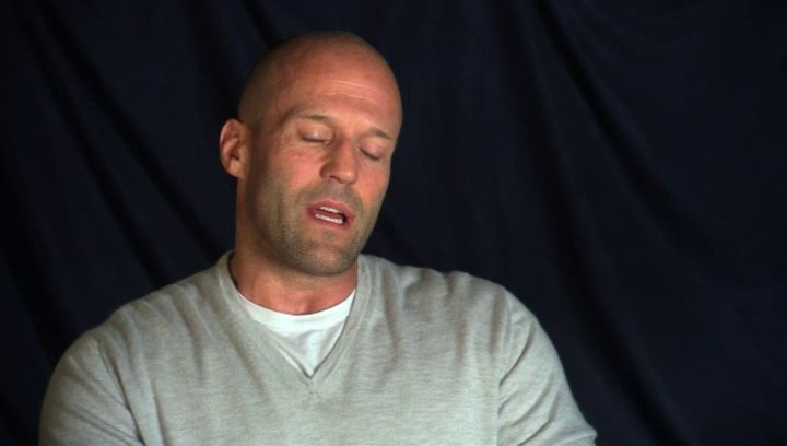 Jason Statham - Phil Broker - über seine Rolle - OV-Interview Poster