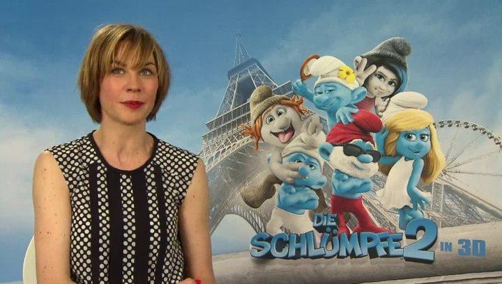 Christiane Paul -Zicki- über ihre Rolle - Interview Poster