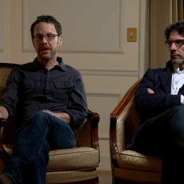 Ethan und Joel Coen - Regisseure - über das Casting von Oscar Isaac - OV-Interview Poster