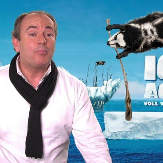 Wolfram Kons über das Besondere an Ice Age - Interview Poster