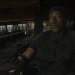 Wesley Snipes - Doc - darüber, Expendables 3 größer und besser zu machen - OV-Interview Poster