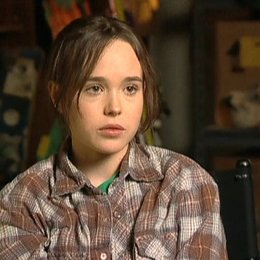 Interview mit Ellen Page ( Juno MacGuff ) - OV-Interview Poster