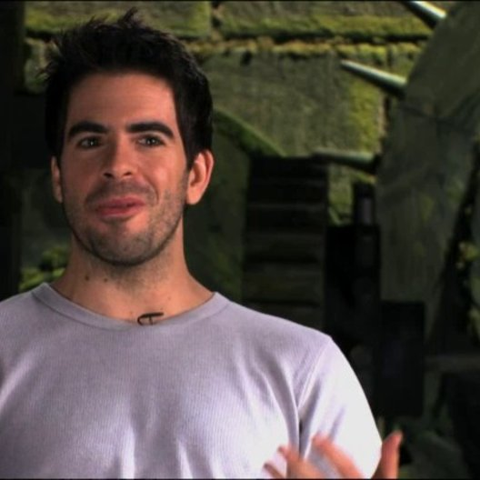 Eli Roth über Lucy Liu - OV-Interview Poster