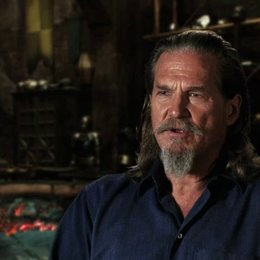 Jeff Bridges über die Rolle Tom Ward - OV-Interview Poster