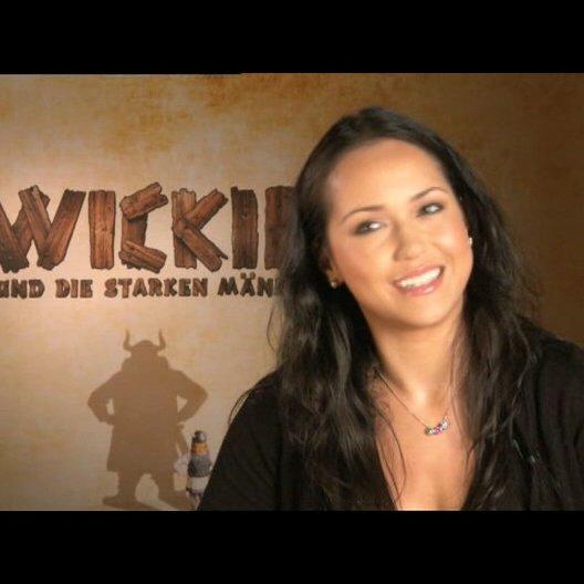 Ankie Beilke: Lee Fu und die Wikinger - Interview Poster