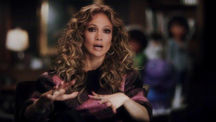 Jennifer Lopez über die Botschaft des Films - OV-Interview Poster