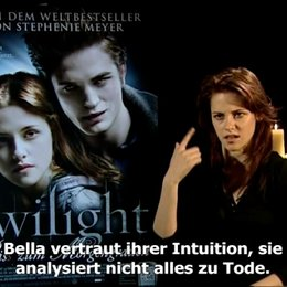 Interview mit Kristen Stewart Poster