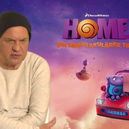 Uwe Ochsenknecht - Captain Smek - über das Heimatgefühl - Interview Poster